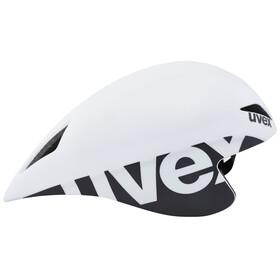 UVEX race 2 pro Helmet white-black mat